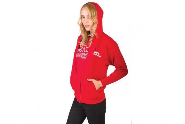 Куртка-кенгурушка Scorpena с капюшоном