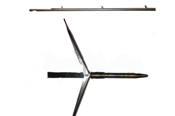 гарпун Demka d6.5x90cm двухлепестковый