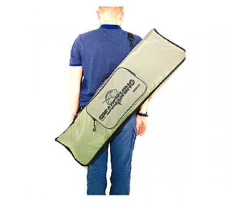 Чехол для ласт с карманом (106x33) Скат