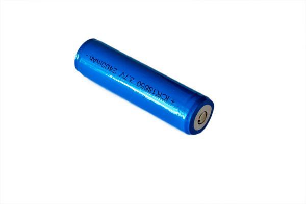 Аккумулятор для фонаря 18650