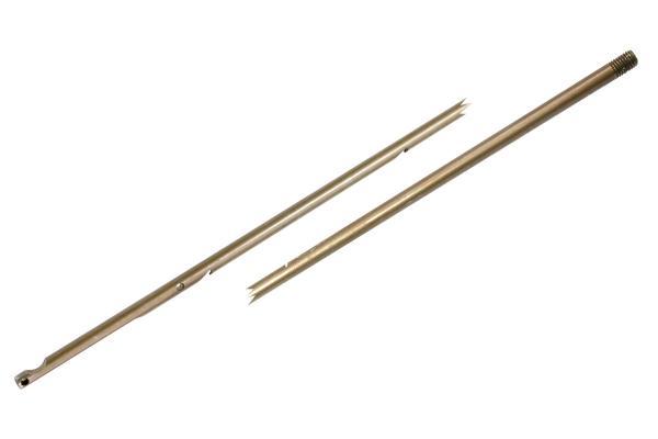 Гарпун для арбалета Omer 6,5 * 600 мм с резьбой под наконечник